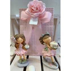 Fatina dei dolci in due modelli assortiti confezionata